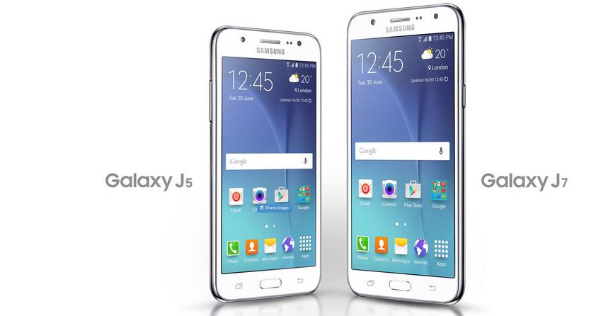 Harga Dan Spesifikasi Samsung Galaxy J5 dan Galaxy J7