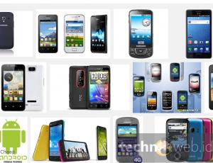 Daftar Harga Android Murah Kelas Menengah