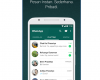Ini Cara Menggunakan Fitur Mention di WhatsApp