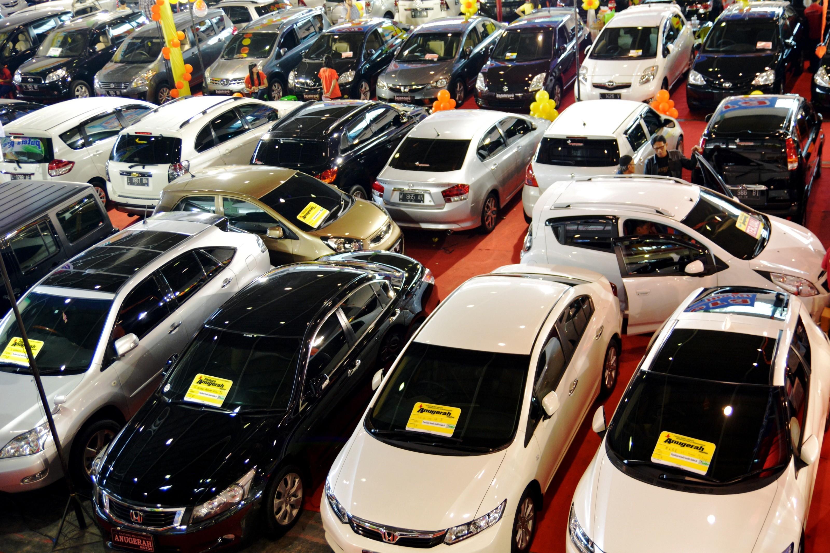 Kelebihan Membeli Mobil Baru dalam Kondisi Setengah Pakai